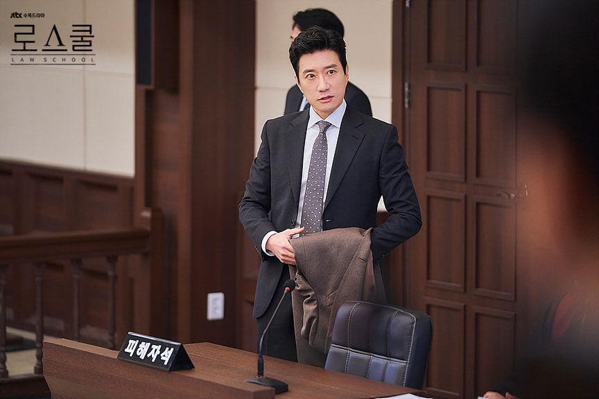 韓国ドラマ「ロースクール」ヤン・ジョンフン教授