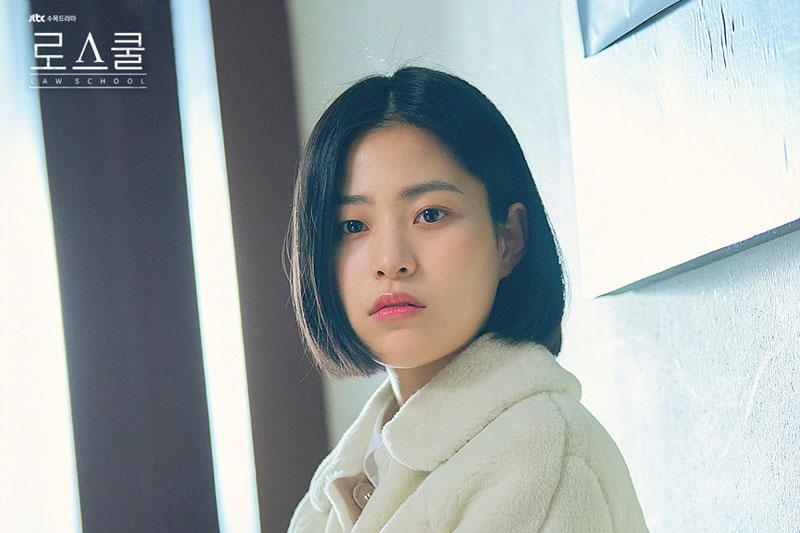 韓国ドラマ「ロースクール」カン・ソルB